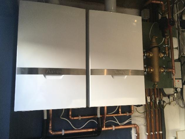 ATAG boiler, Nest thermostat installation in Enfield