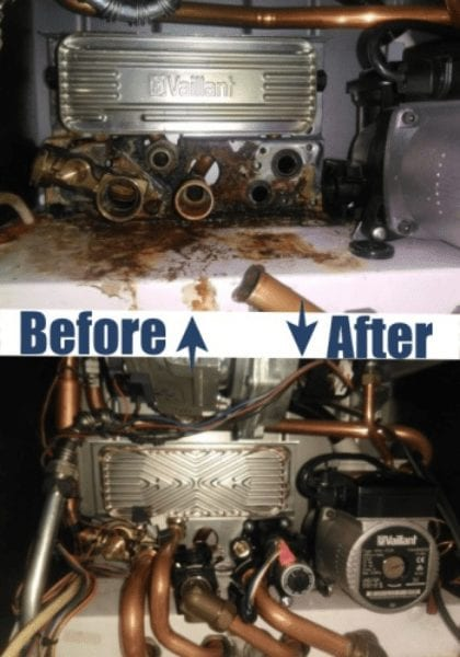 Vaillant Ecotec Breakdown Repair, Hertford